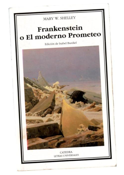 Víctor Díaz López Frankenstein De Mary Shelley